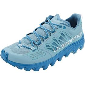 La Sportiva Helios III Running Shoes Women pacific blue/neptune